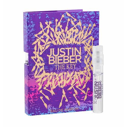 Justin Bieber The Key EDP 1,5 ml pro ženy