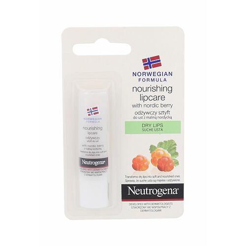 Neutrogena Norwegian Formula Nourishing balzám na rty 4,9 g pro ženy