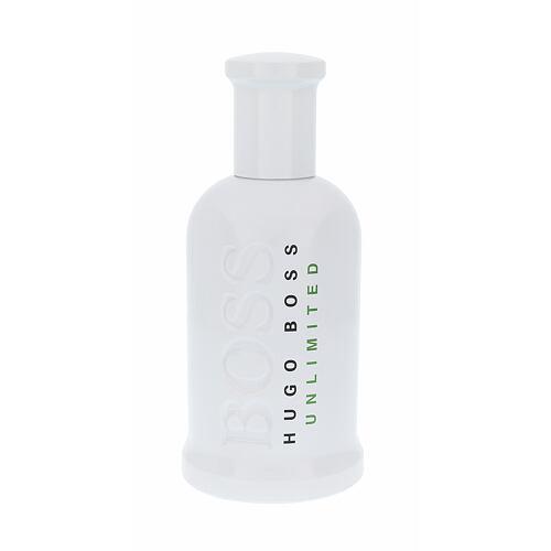 HUGO BOSS Boss Bottled Unlimited EDT 200 ml pro muže