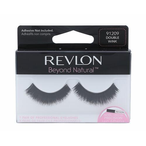 Revlon Beyond Natural Double Wink umělé řasy 1 ks pro ženy