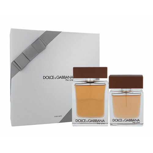 Dolce&Gabbana The One For Men EDT EDT 100 ml + EDT 30 ml Poškozená krabička pro muže