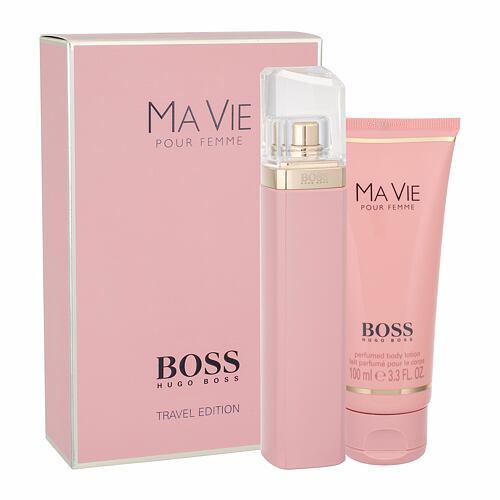 HUGO BOSS Boss Ma Vie Pour Femme EDP EDP 75 ml + tělové mléko 100 ml pro ženy