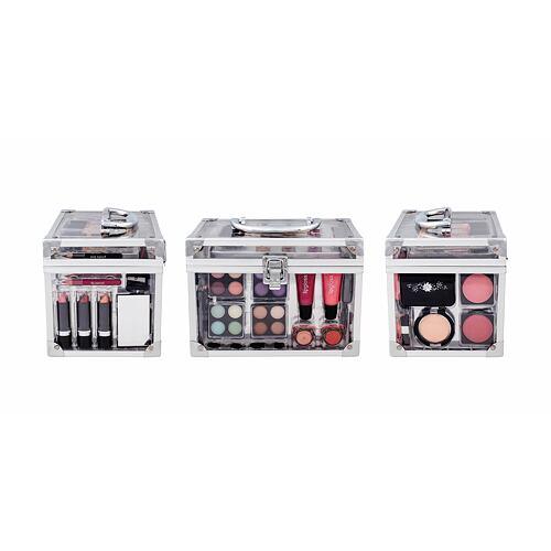 Makeup Trading Transparent dekorativní kazeta Complete Makeup Palette pro ženy