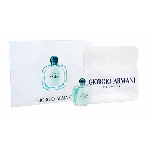Giorgio Armani Acqua di Gioia EDP EDP 100 ml + ručník pro ženy