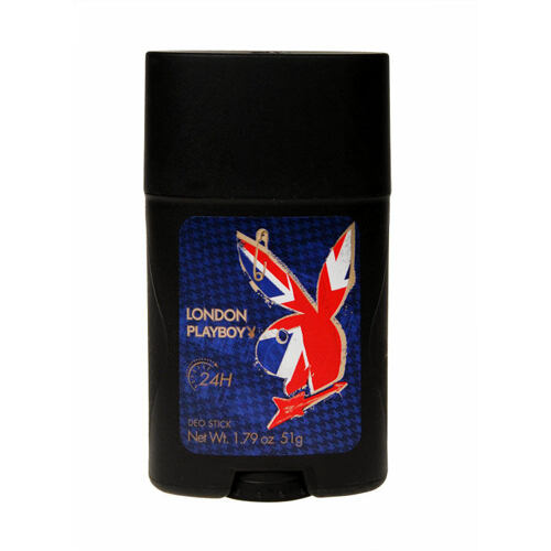 Playboy London For Him deodorant 51 g pro muže