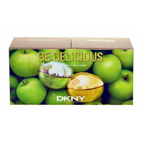DKNY DKNY Be Delicious EDP EDP 30 ml + EDP Golden Delicious 30 ml pro ženy