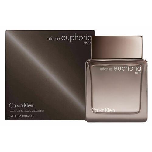 Calvin Klein Euphoria Men Intense EDT 100 ml Poškozená krabička pro muže