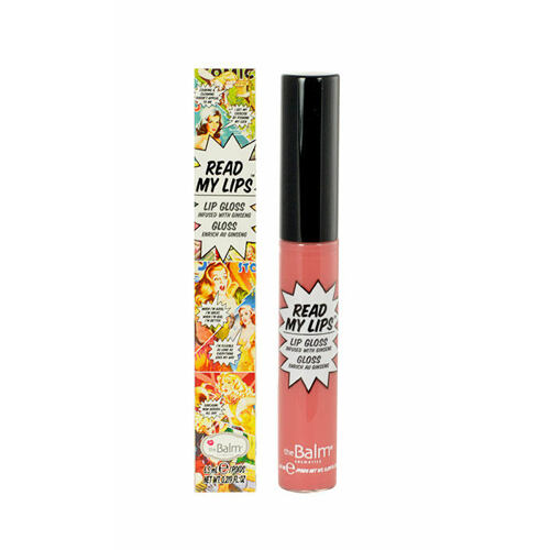 TheBalm Read My Lips lesk na rty 6,5 ml pro ženy