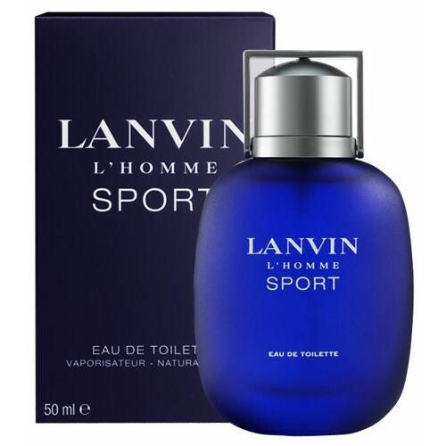 Lanvin L´ Homme Sport EDT 100 ml Poškozená krabička pro muže