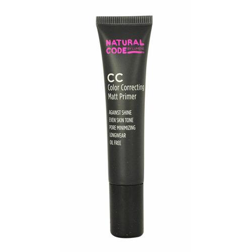 Lumene Natural Code CC podklad pod makeup 15 ml pro ženy