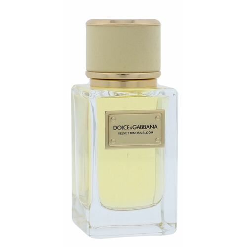 Dolce & Gabbana Velvet Mimosa Bloom EDP 50 ml pro ženy