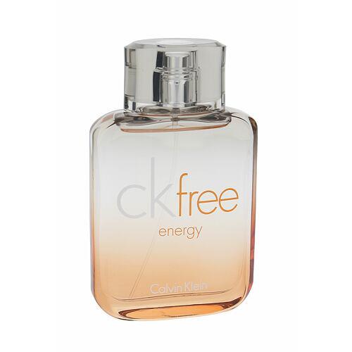 Calvin Klein CK Free Energy EDT 50 ml pro muže