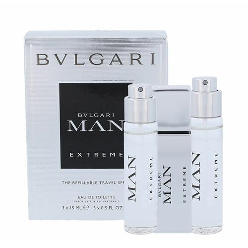 Bvlgari Bvlgari Man Extreme EDT 3 ml pro muže
