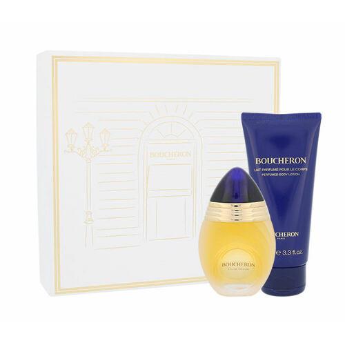Boucheron Pour Femme EDP EDP 50 ml + tělové mléko 100 ml pro ženy
