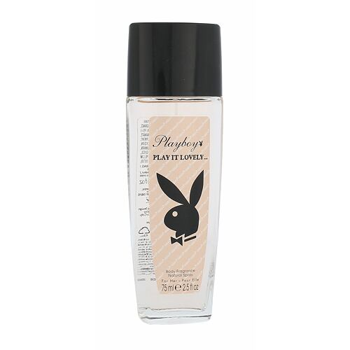 Playboy Play It Lovely For Her deodorant 75 ml pro ženy