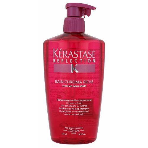 Kérastase Réflection Bain Chroma Riche šampon 500 ml pro ženy