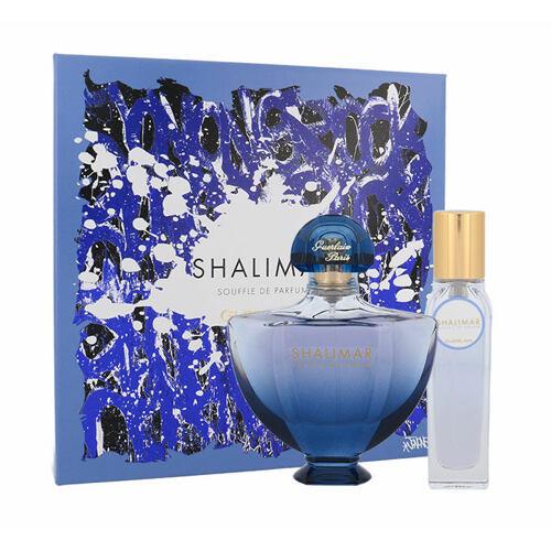Guerlain Shalimar Souffle de Parfum EDP EDP 50 ml + EDP 15 ml pro ženy