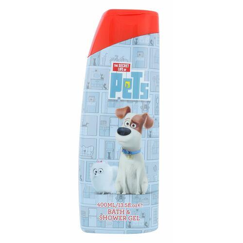 Universal The Secret Life Of Pets sprchový gel 400 ml Unisex