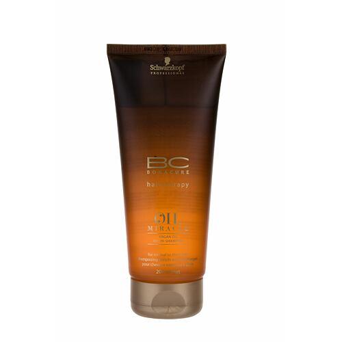 Schwarzkopf BC Bonacure Oil Miracle Argan Oil šampon 200 ml pro ženy