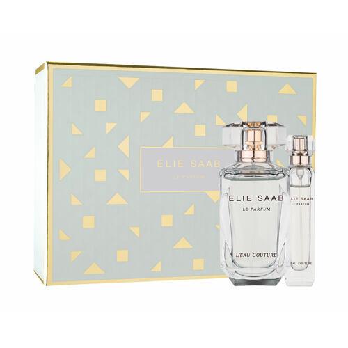 Elie Saab Le Parfum L´Eau Couture EDT EDT 50 ml + EDT 10 ml pro ženy