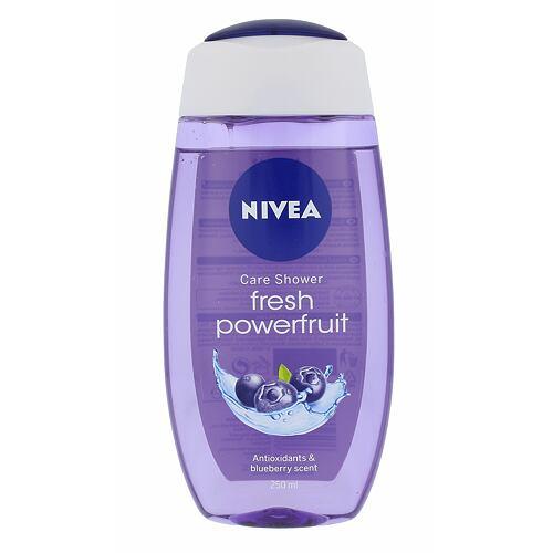 Nivea Powerfruit Fresh sprchový gel 250 ml pro ženy