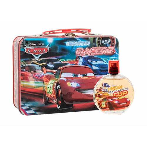 Disney Cars EDT EDT 100 ml + plechová krabička Unisex