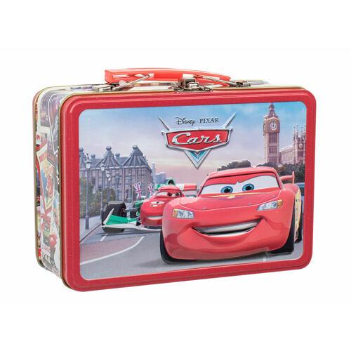 Disney Cars EDT EDT 50 ml + plechová krabička + klíčenka Unisex