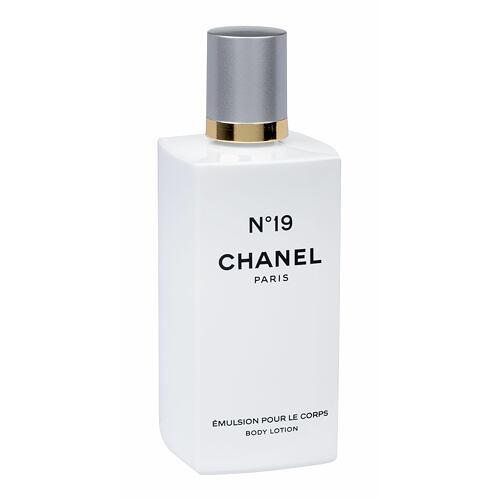 Chanel No. 19 tělové mléko 200 ml pro ženy