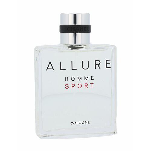 Chanel Allure Homme Sport Cologne EDC 100 ml Poškozená krabička pro muže