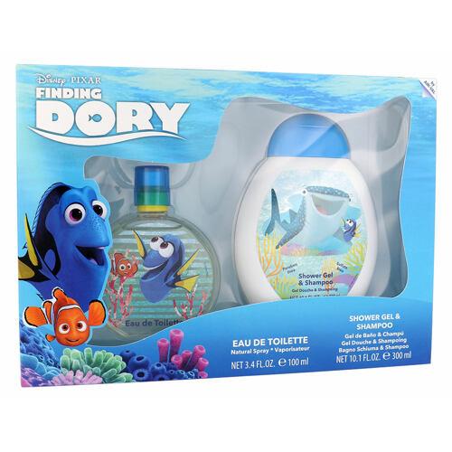 Disney Finding Dory EDT EDT 100 ml + 2v1 sprchový gel & šampon 300 ml Unisex