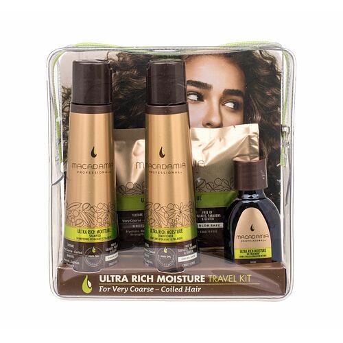Macadamia Ultra Rich Moisture šampon dárková kazeta pro ženy
