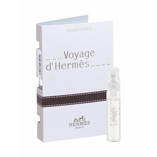 Hermes Voyage D´Hermes EDT 2 ml Unisex