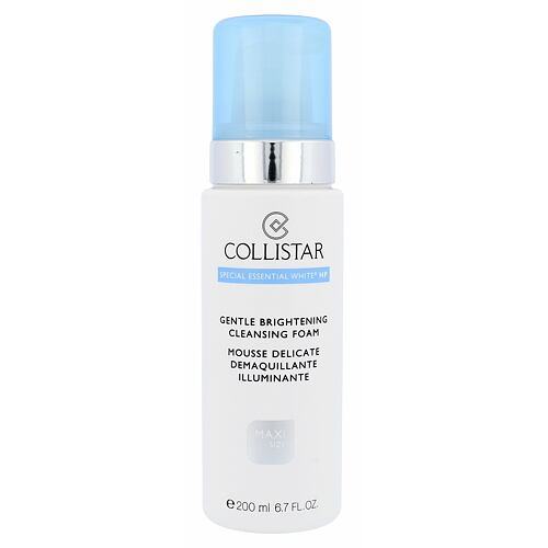 Collistar Special Essential White HP Gentle Brightening Cleansing Foam čisticí pěna 200 ml pro ženy
