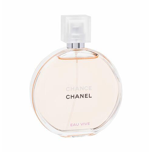 Chanel Chance Eau Vive EDT 100 ml Poškozená krabička pro ženy