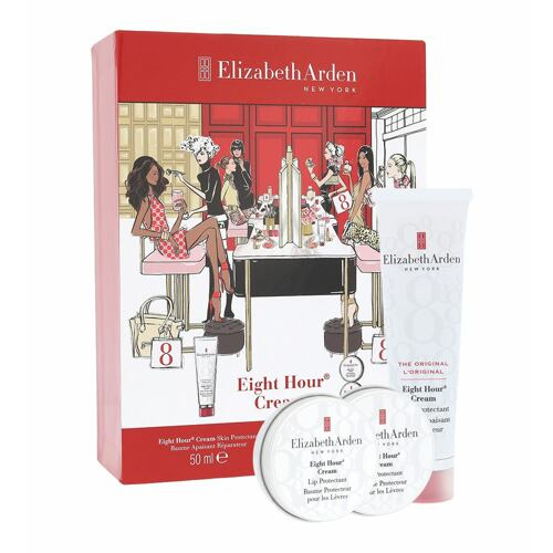 Elizabeth Arden Eight Hour Cream Skin Protectant denní pleťový krém dárková kazeta pro ženy