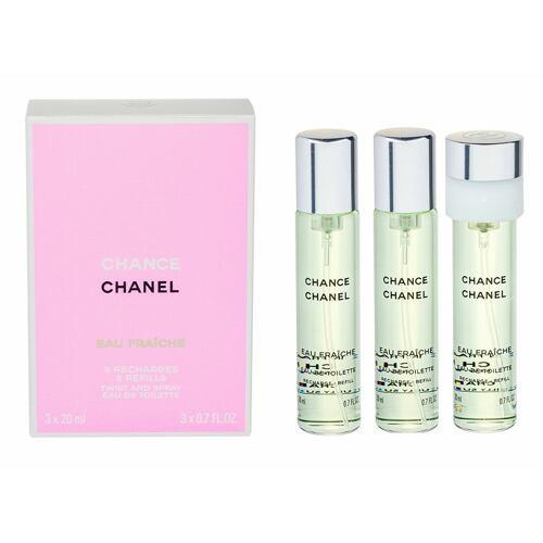 Chanel Chance Eau Fraiche EDT 20 ml Náplň pro ženy
