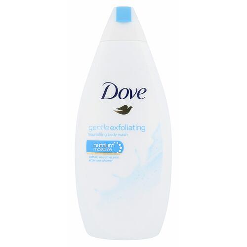 Dove Gentle Exfoliating sprchový gel 500 ml pro ženy
