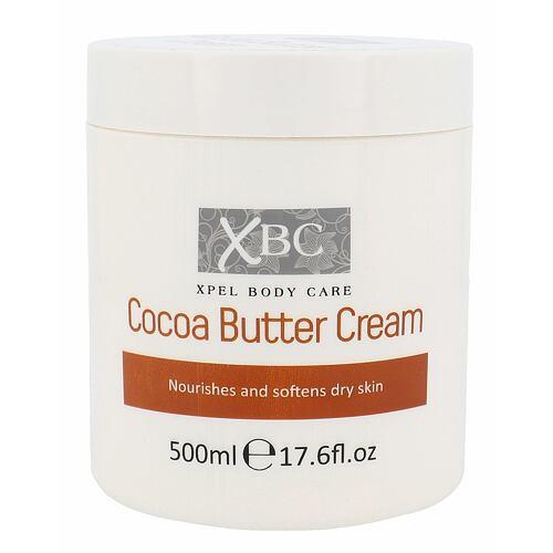 Xpel Body Care Cocoa Butter tělový krém 500 ml pro ženy