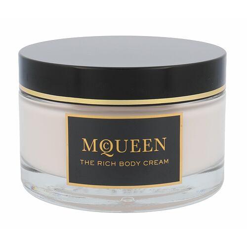 Alexander McQueen McQueen tělový krém 180 ml Poškozená krabička pro ženy
