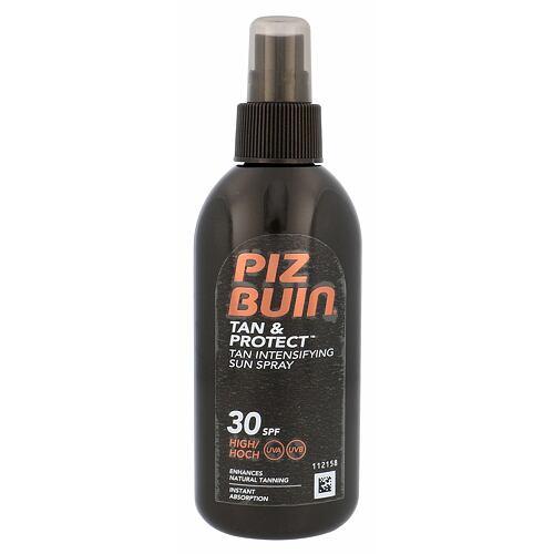 PIZ BUIN Tan & Protect Tan Intensifying Sun Spray SPF30 opalovací přípravek na tělo 150 ml pro ženy