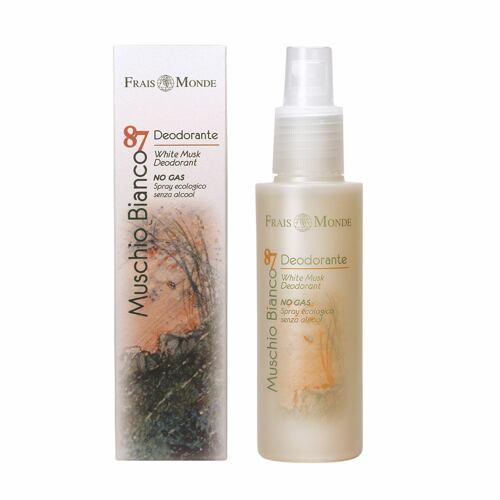 Frais Monde White Musk deodorant 125 ml pro ženy