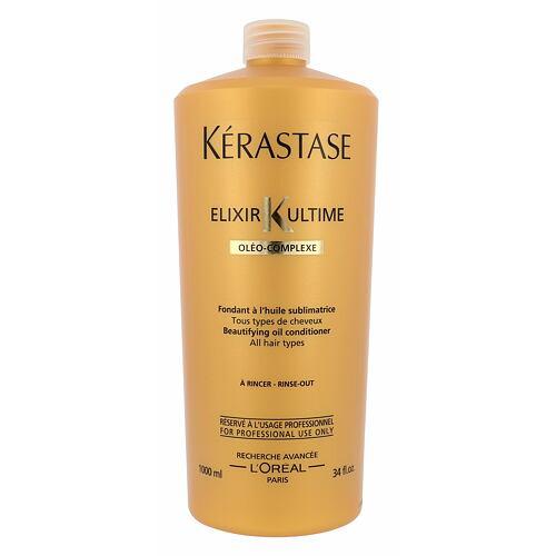 Kérastase Elixir Ultime Beautifying Oil kondicionér 1000 ml pro ženy