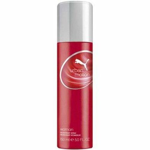 Puma Urban Motion Woman deodorant 150 ml Poškozený flakon pro ženy