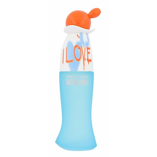 Moschino Cheap And Chic I Love Love EDT 50 ml pro ženy