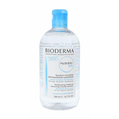 Bioderma Hydrabio micelární voda 500 ml pro ženy