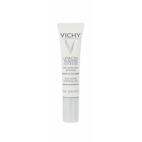 Vichy Liftactiv Yeux Supreme oční krém 15 ml pro ženy