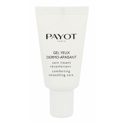 Payot Sensi Expert Gel Yeux Apaisant Decongesting Eye Care oční gel 15 ml pro ženy