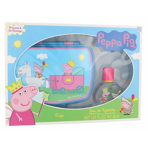 Peppa Pig Peppa EDT EDT 30 ml + svačinový box Poškozená krabička Unisex