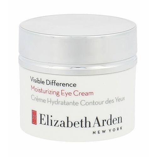 Elizabeth Arden Visible Difference Moisturizing oční krém 15 ml pro ženy