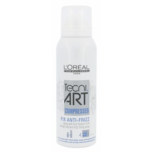 L´Oréal Professionnel Tecni.Art Fix Anti-Frizz lak na vlasy 125 ml pro ženy